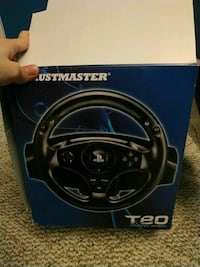 ThrustMaster T80 Racing Wheel PS3/PS4/PC