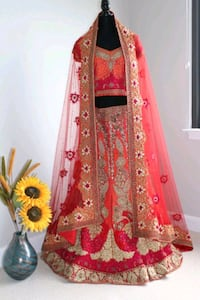 party/bridal lengha- PRICE NEGOTIABLE  Alexandria, 22303