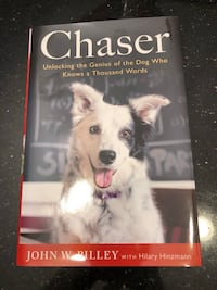Chaser: Unlocking the Genius of the Dog Who Knows a Thousand Words San Diego, 92037