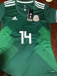 WORLD CUP MEXICO JERSEY Bloomington, 92316