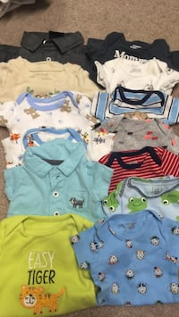 Toddler's assorted clothes Price, 84501