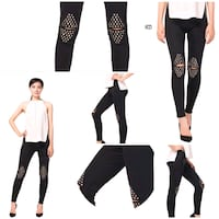women's black and white pants Mumbai, 400037