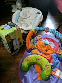 Infant activity mat, humidifier & lounger Washington, 20002
