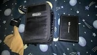 Nintendo Ds carrying case and Game case
