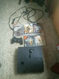 Ps3 and a few good games Leipsic, 45856
