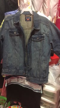 Boys blue jean jacket Springfield, 62707