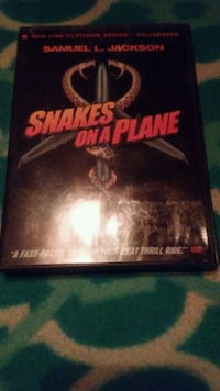 Snakes on a Plane movie DVD case Houston, 77006