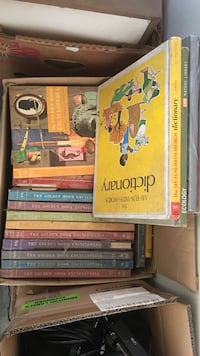 The Golden Book Encyclopedia Old Books Harrisburg, 57032