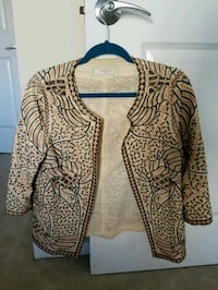 women's brown and black cardigan Silver Spring, 20910