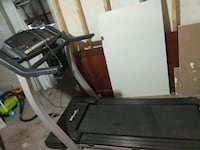 black and gray treadmill control panel Kitchener, N2H 2H1