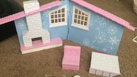 pink, blue, and white doll play set  Portsmouth, 23702