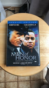 Men of Honor DVD Movie Laurel