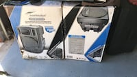 Two black and gray electronic device Weston, 33331