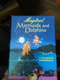 Tarot cards mermaid and dolphins  Riverview, E1B 5B1