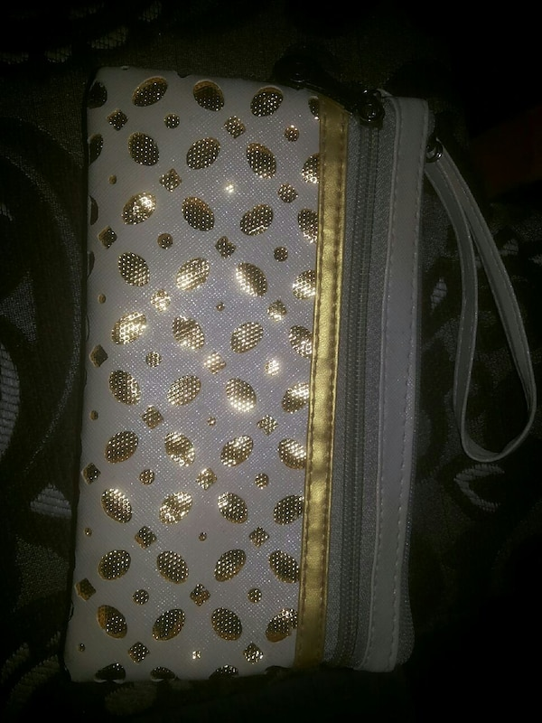 Fancy skin color Clutch/Hand Purse