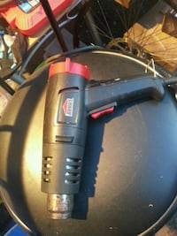 black and red Craftsman cordless hand drill Surrey, V3W 6E1
