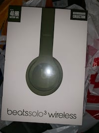 Beats Solo3 Wireless (Sealed) Silver Spring, 20901