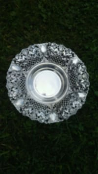 William Adams 1900s silver plate bowl Hanover, 17331