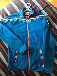 Men's size S adidas zip-up jacket Montréal, H3B 1B9