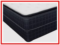 Quality Brand New King Mattress & Box Spring Set - In the Plastic Manassas