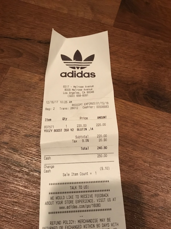 48d259a40 Used Yeezy blue tints for sale in Murrieta - letgo