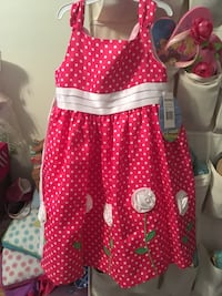 American princess designer new with tags 5t