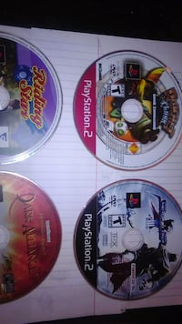 PS2 games Winchester, 22601