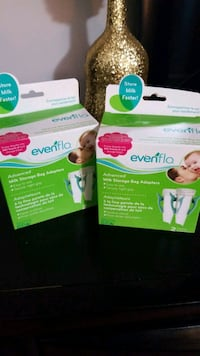 evenflo milk storage adapters Brampton, L7A 3B3