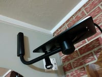 black steel wall mount for tv East Peoria, 61611