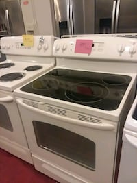 Electric stove excellent condition 4months warranty