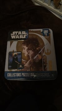 New Star Wars double puzzle set, poster not included. Middletown, 21769