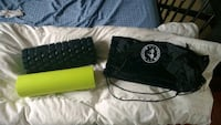 Sports muscle rollers and carry bag  3745 km