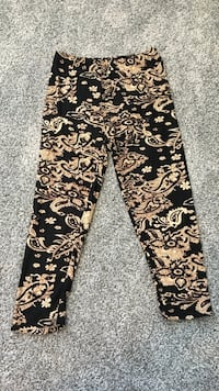 Capri leggings O/S