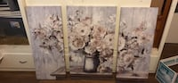 Large floral print pictures  Waterford, 95386