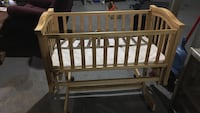 Old time cradle.  Independence, 64053
