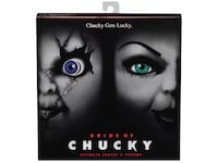 NEW NECA Bride of Chucky Ultimate Chucky & Tiffany Two-Pack