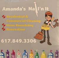 Cleaning and or renovating