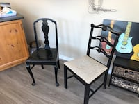 Chairs. With free delivery London, N5Z 1G5