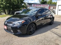 2015 Toyota Corolla LE/1Owner/Auto/Comes Certified/Bluetooth/BackupCam Scarborough, ON M1J 3H5, Canada