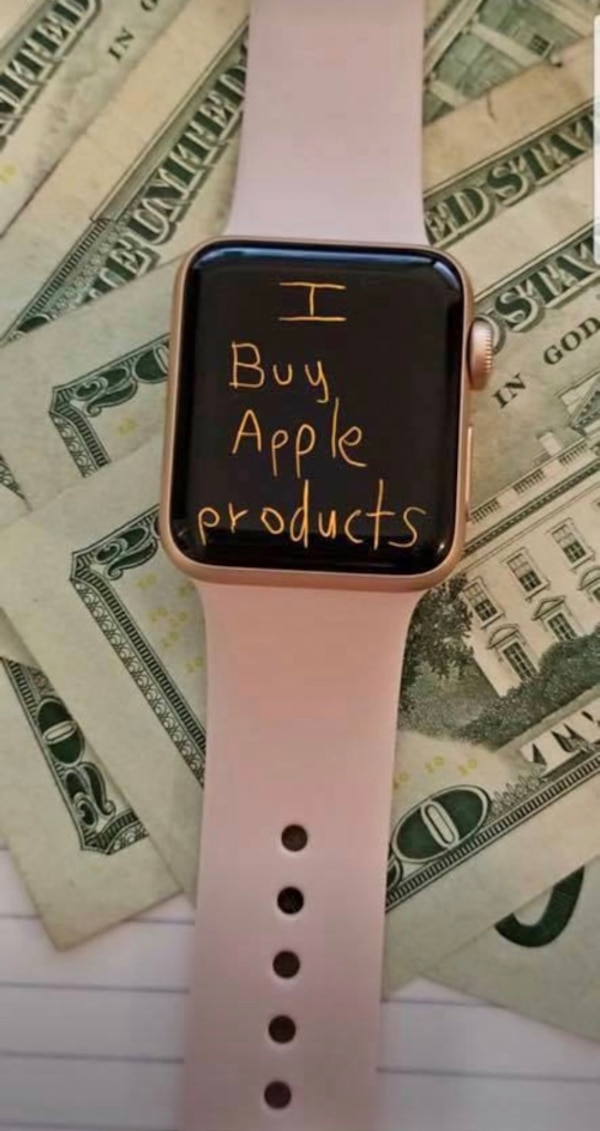 Trade Apple products for Money