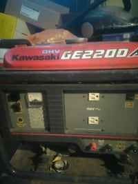Generator with Battery Charger  Barrie, L4M 1B5