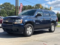 AB Cars 2007 Chevy Tahoe LS 3rd row 4x4 Burlington, 27217