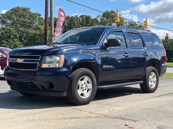 AB Cars 2007 Chevy Tahoe LS 3rd row 4x4