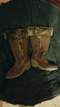 Sz 8 womens boots Bovey, 55709