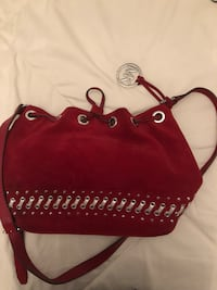Authentic red Michael Kors purse Ottawa, K1G