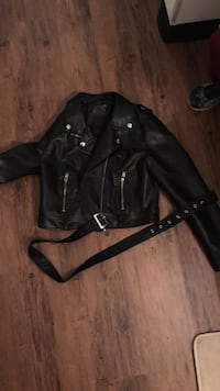 Faux Leather Jacket Ames, 50014