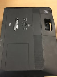 Christie LX400 Projector