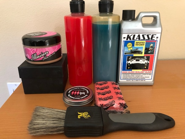 Detailing Supplies Near Me >> Auto Detailing Supplies