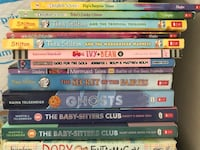 Great young reader books! 12 books, in great condition, some price $12-$14 used. All 12 for $32