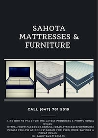 Mattress & Furniture Sale Contact Now Toronto